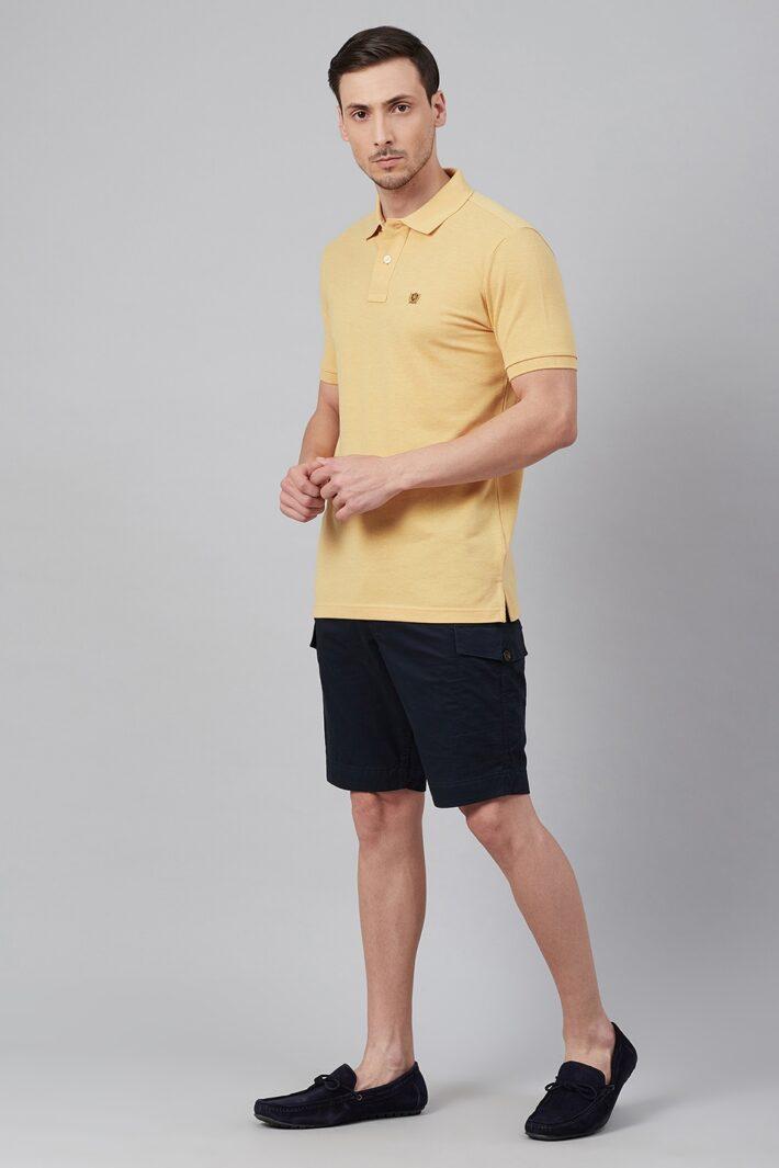 Fahrenheit Buff Yellow